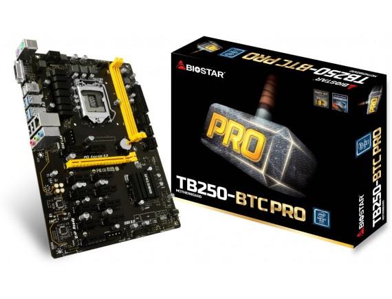 Biostar TB250BTC-Pro