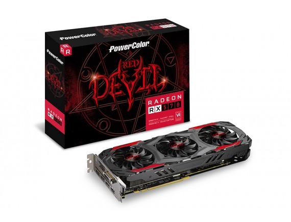 PowerColor RX-570 4 GB DDR5
