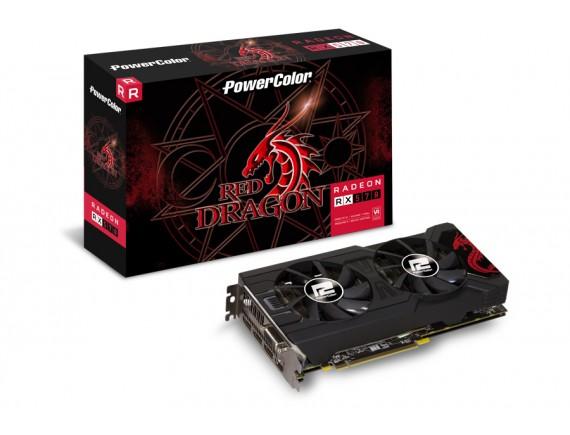 PowerColor Red Dragon Radeon RX 570 4GB GDDR5