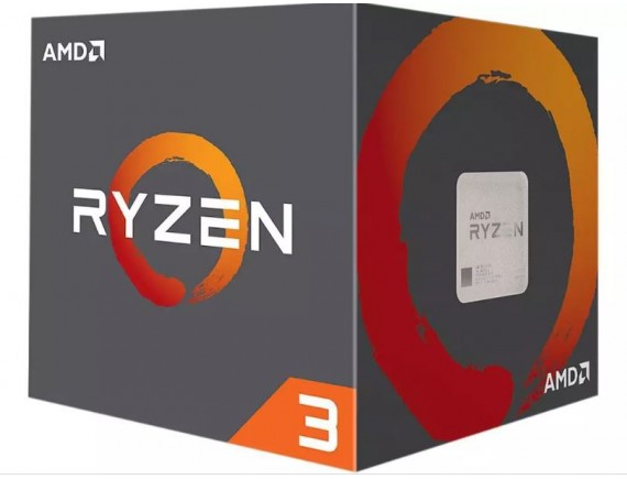 AMD Ryzen 3 2200G - Quad Core - Vega 8
