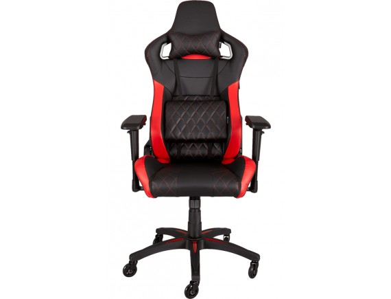 Corsair Gaming Chair T1 Race Red Black