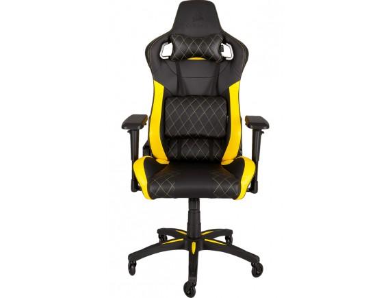 Corsair Gaming Chair T1 Race Black Yellow