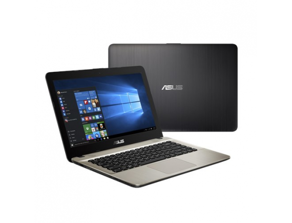 Asus X441UV/1TB/4GB/500GB/Win10-hitam