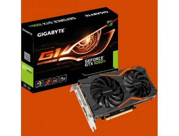 Gigabyte GTX1050 TI G1 Gaming 4GB
