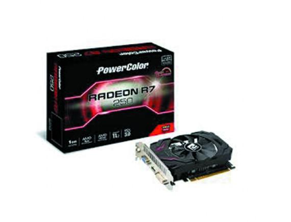 PowerColor VGA R7 250 2 GB DDR5 128bit