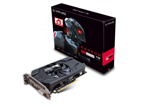 Sapphire Radeon RX460 2GB GDDR5