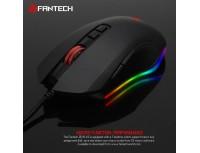 Fantech X5 (Running  RGB Macro)