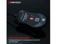 Fantech X6 (Running  RGB Macro + Memory)