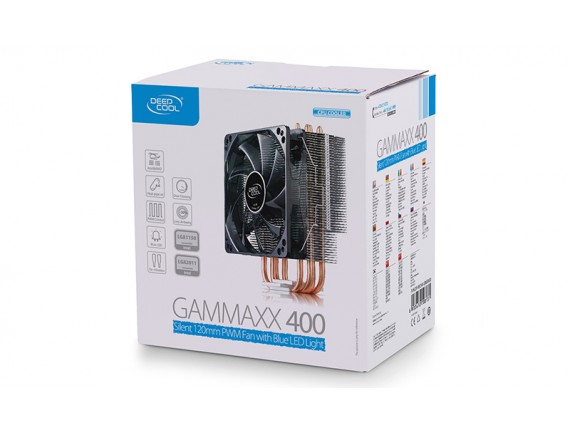Deepcool Fan Processor GAMMAXX 400