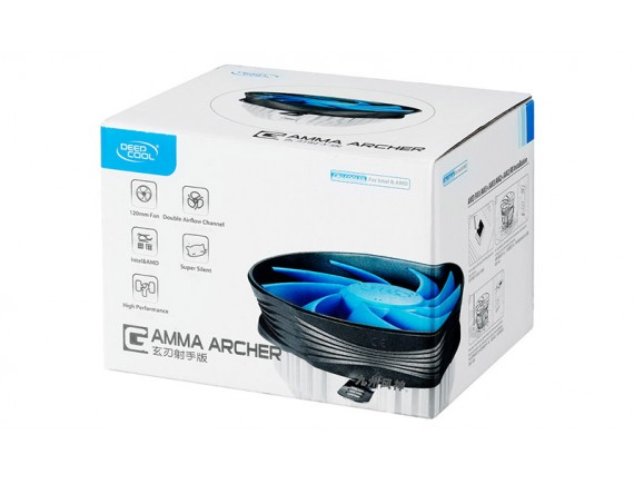 Deepcool Fan Processor Gamma Archer for Gaming