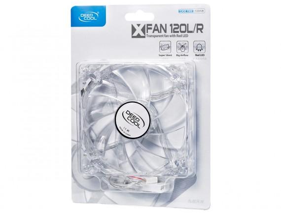 Deepcool XFAN 12cm Red Fan Casing