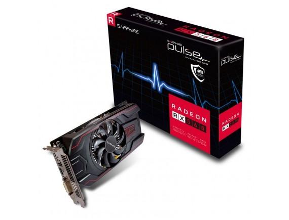 Sapphire Pulse RX 560 4GB DDR5