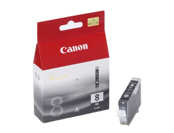Canon Cartridge CLI-8 - Black