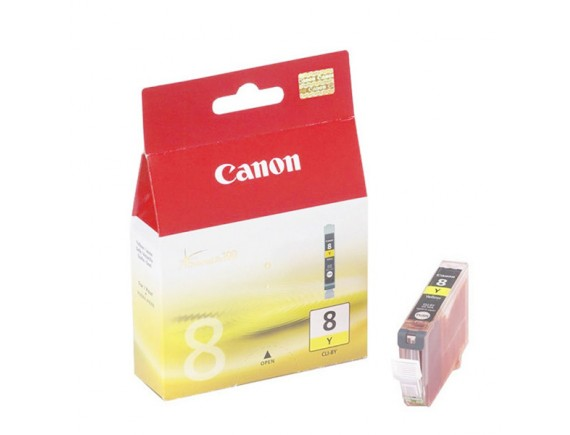 Canon Cartridge CLI-8 - Yellow