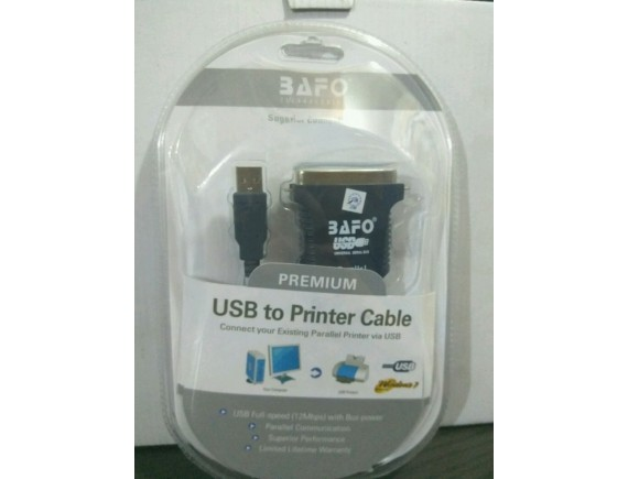 BAFO USB to Parallel LPT