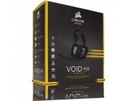 Corsair Gaming Headset Wireless Void 7.1 Dolby - Black