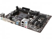 AsRock A68M-DG3+ Socket AMD FM2