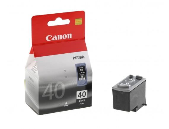 Canon Cartridge PG40 - Hitam