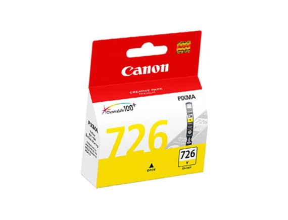 Canon Cartridge 726 - Yellow