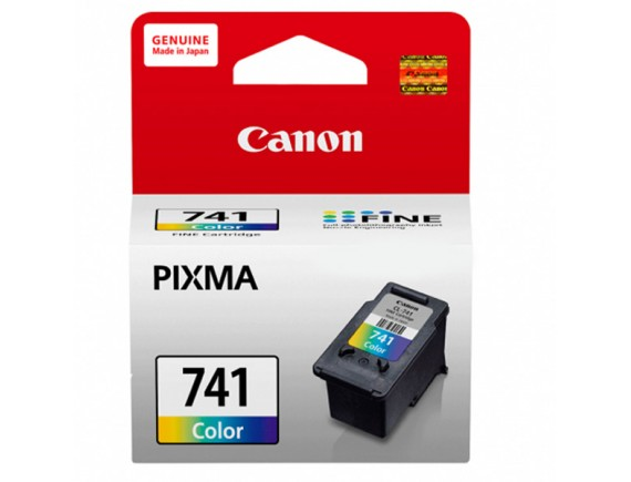 Canon Cartridge CL741 -  Warna