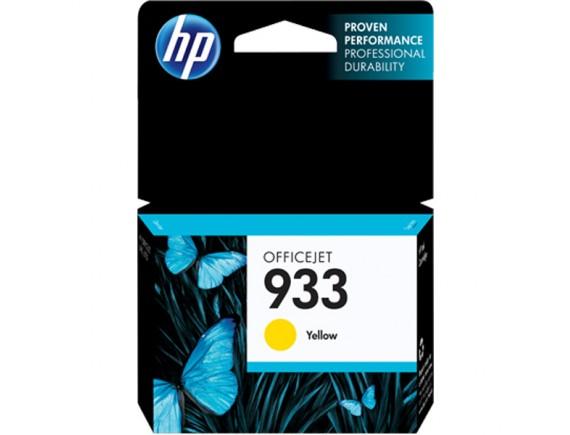 HP Cartridge 933 - Yellow