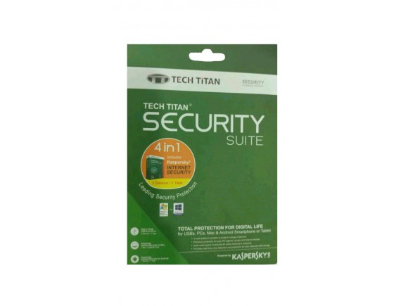 Kaspersky Internet Security Suite - 1 User