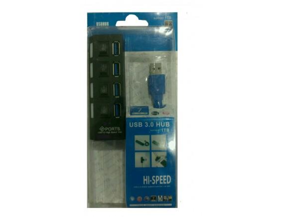 USB Hub 3.0 - 4 Port