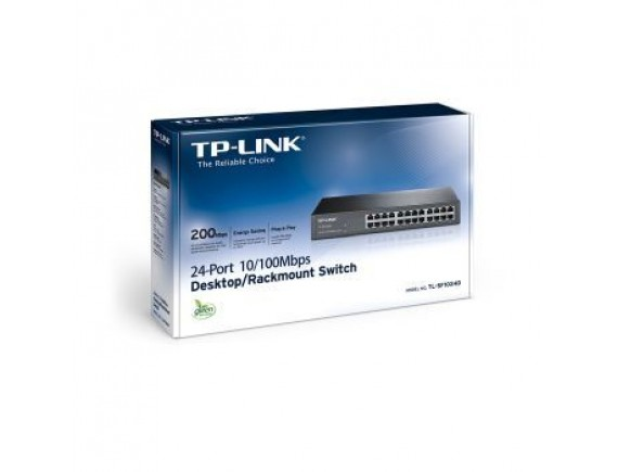 TPLink Switch Hub 24 Port