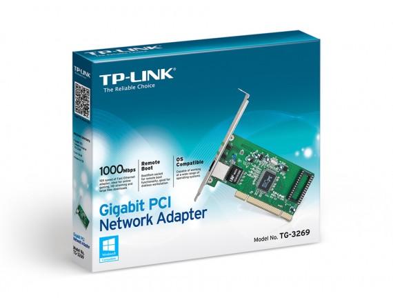 TPLink LAN Card TG-3269  Gigabit