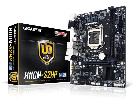 Gigabyte GA-H110M S2PH LGA 1151