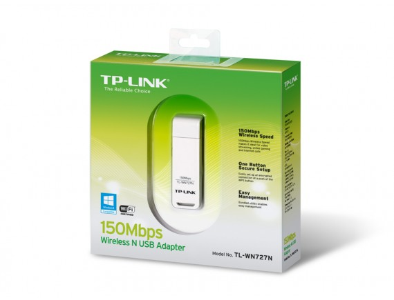 TPLink USB WiFi WN-727N