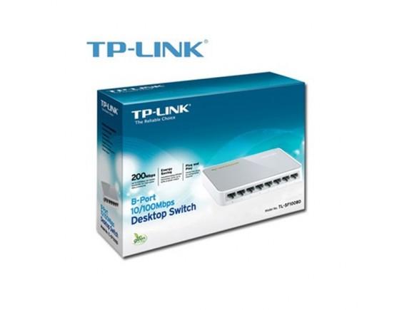 TPLink Switch Hub 8 Port
