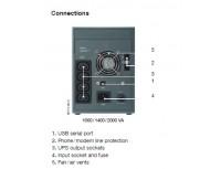 Socomec UPS 1000VA