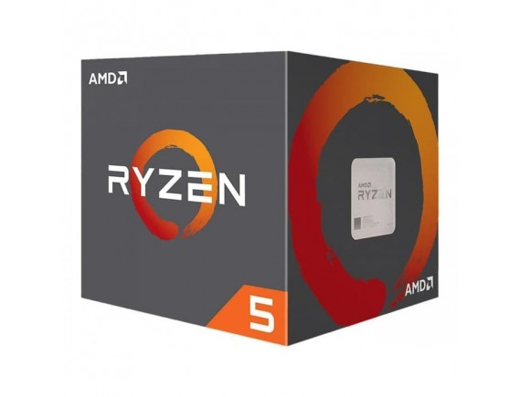 AMD Pinnacle Ridge Ryzen 5 2600X