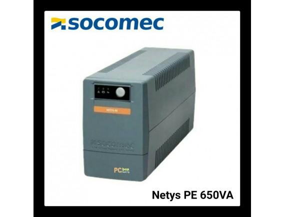 SOCOMEC UPS 650VA