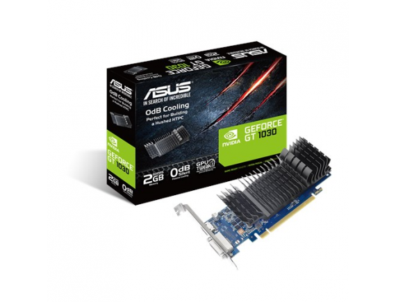 Asus VGA Card GT1030 2GB DDR4 64bit with Heatsink