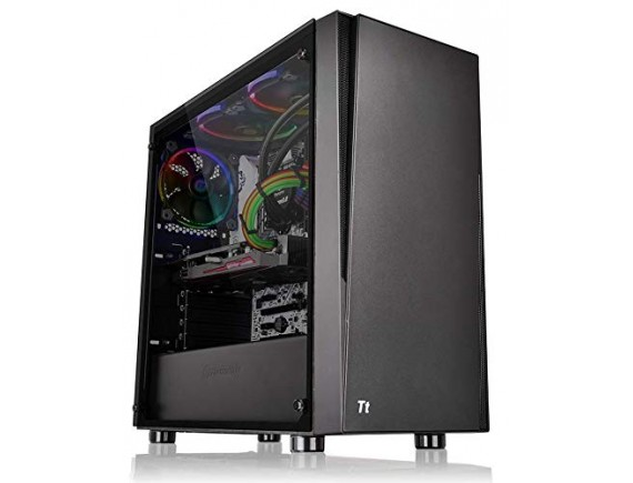 Thermaltake Versa J21 Tempered Glass ATX