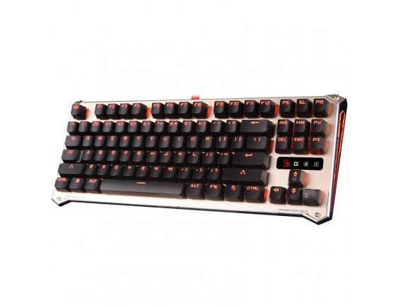 Bloody Mechanical Keyboard Gaming B830 Full Light Strike