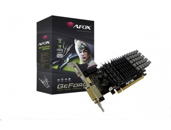 AFOX GeForce GT 710 2GB DDR3 64Bit