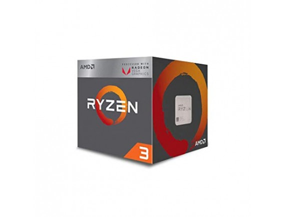 AMD Ryzen 3 3200G Processor With Wraith Stealth Cooler