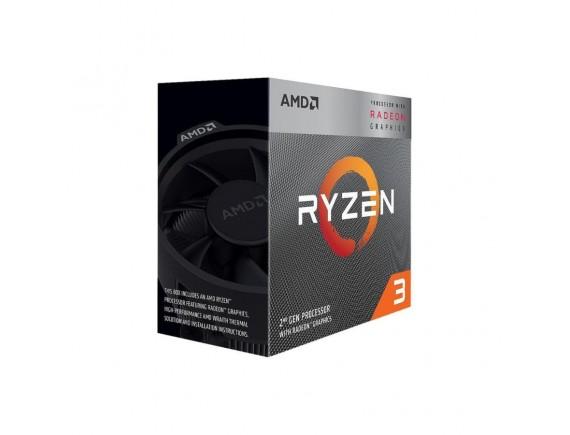 AMD RYZEN 3 3200G 4-Core 3.6 GHz (4.0 GHz Max Boost) Socket AM4 65W