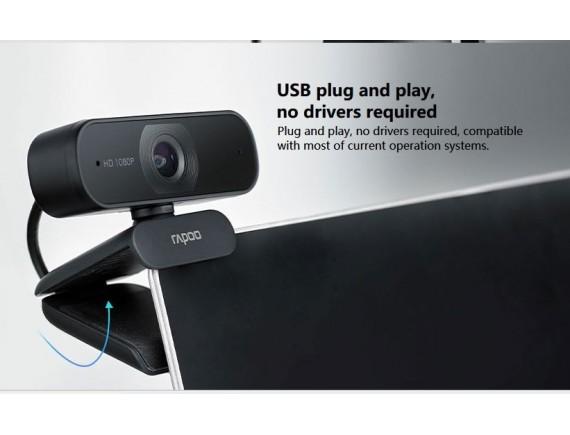 Rapoo Webcam C260 Full HD