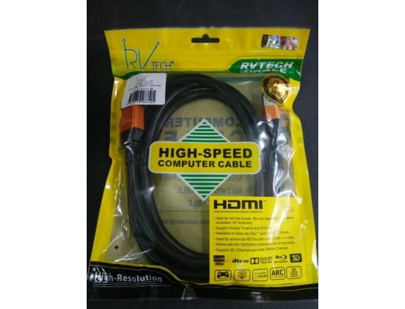 RVTEG Kabel HDMI Bugatli Platinum Secies V 2.0 1,5M
