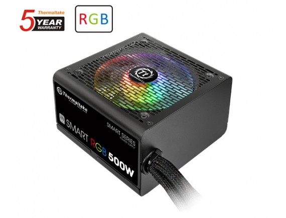Thermaltake smart series rgb 500 watt
