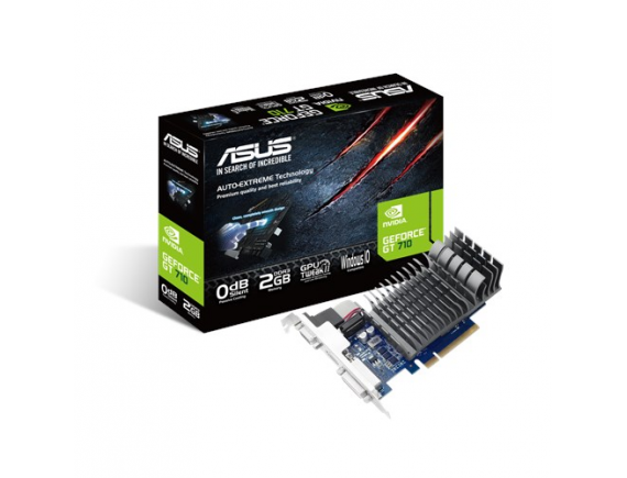 Asus Geforce VGA GT710 2GB DDR3 64bit