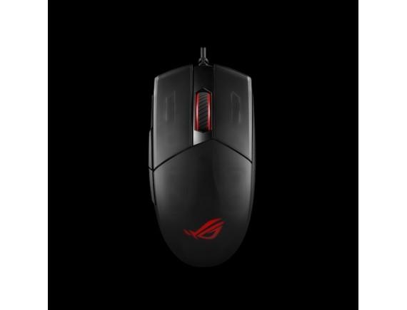 ASUS ROG Strix Impact II Gaming Mouse with 6200 DPI Optical Sensor