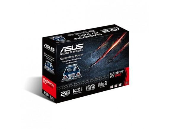 Asus VGA Radeon R7 240 2GB DDR3 128 Bit