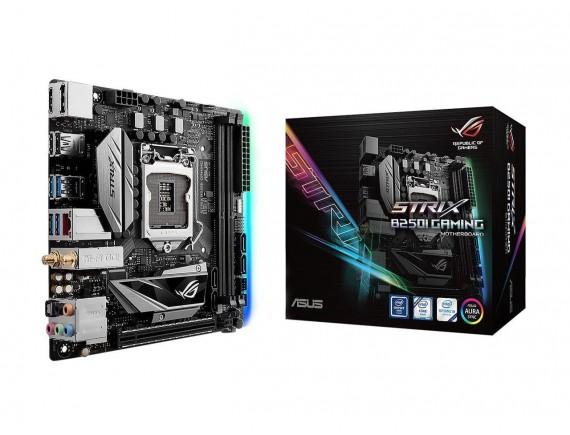 Asus Motherboard STRIX B250I Gaming Mini ITX LGA1151
