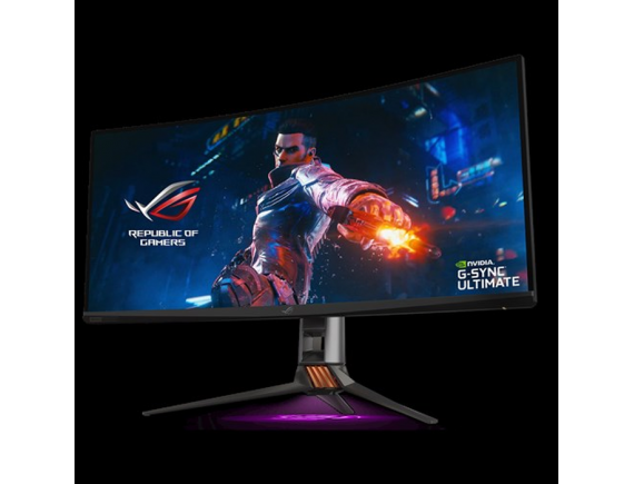 ASUS ROG Swift PG35VQ Ultra-Wide HDR Gaming Monitor 200Hz 4ms G-SYNC