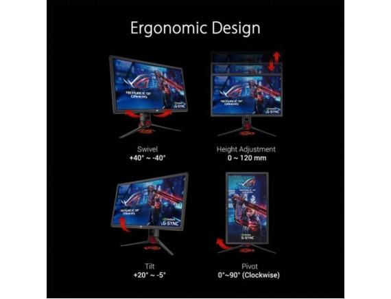 """ASUS ROG Strix XG438Q 43"""" Large Gaming Monitor"""